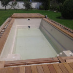 Prekrytie bazénu