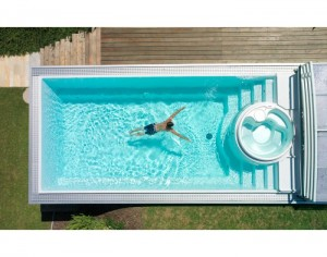 Fotogaléria keramických bazénov