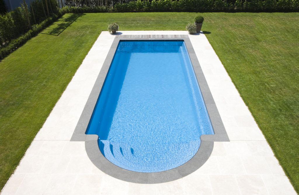 bazén Java vyrobený keramickou technológiou