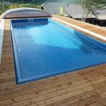keramický bazén Trend od spoločnosti Delfino