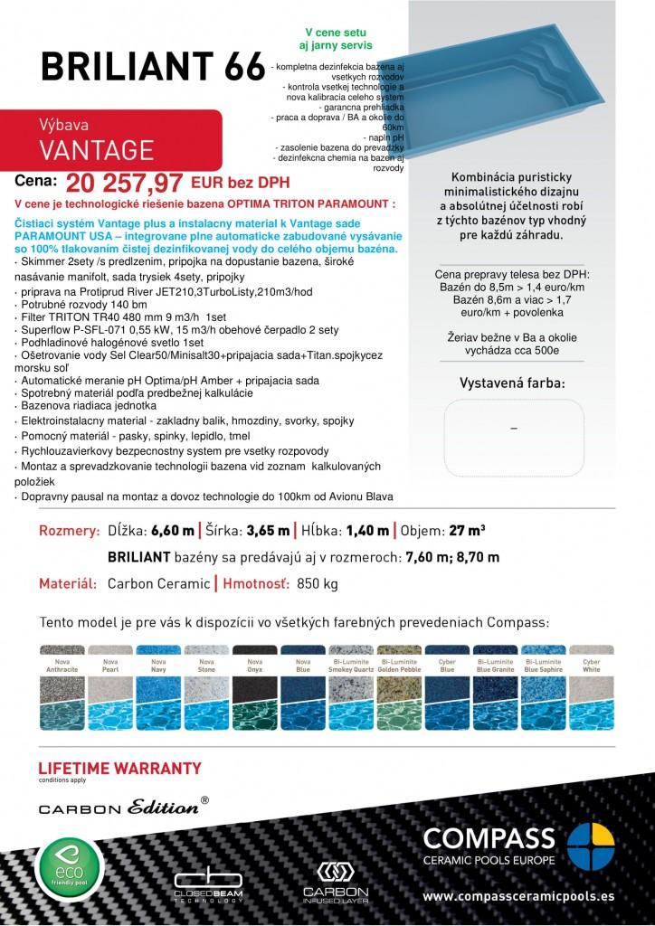 14MG3093 Brliant66 Carbon Ceramic OPTIMA TRITON PANTAIR USA-1