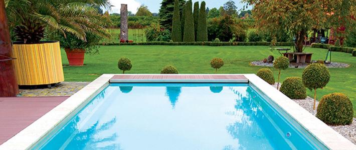 Keramický bazén Aqua